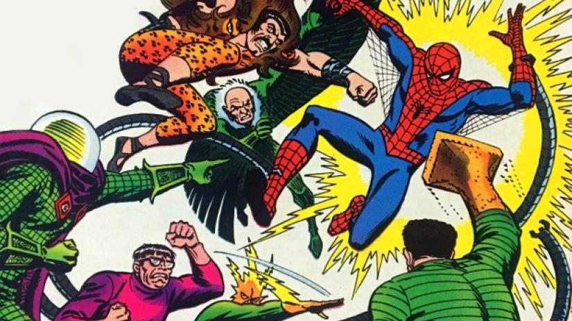 Sinister Six in MCU superhero films