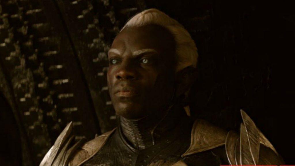 Adewale Akinnuoye-Agbaje in Thor: The Dark World