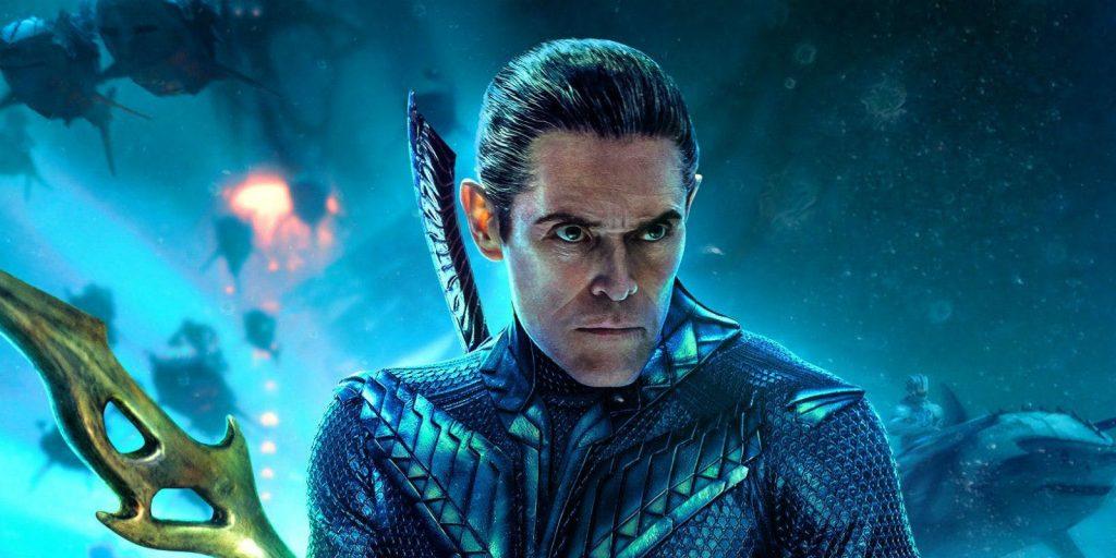 Willem Dafoe in Aquaman