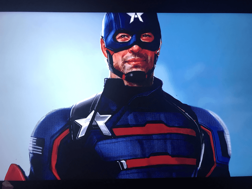 Caption America