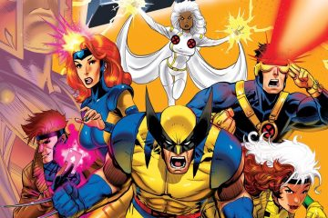 The cast of the 1990s show X-Men The Animated Series