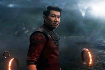 Simi Liu in Marvel's Shang-Chi